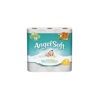 Amazon Com Angel Soft 48 Double Rolls Bath Tissue 4