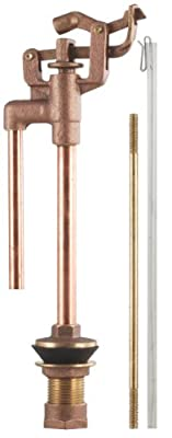 LDR 503 1100 Brass Ballcock Valve And Body
