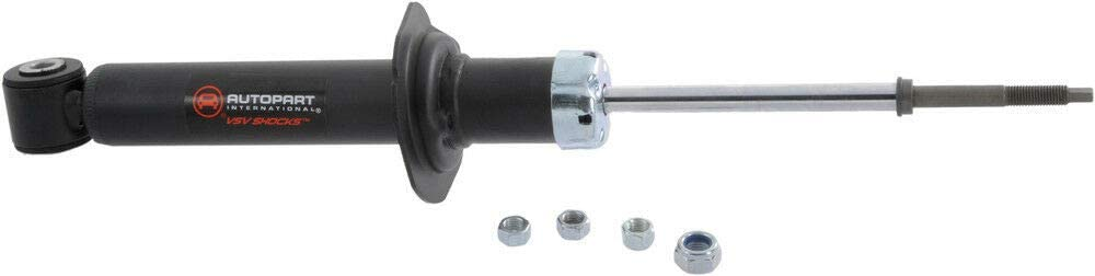 OCPTY Auto Shock Absorber 2x Front Shock Sets fits 1987-1995 Jeep Wrangler with Accessory Shock Absorber 344091