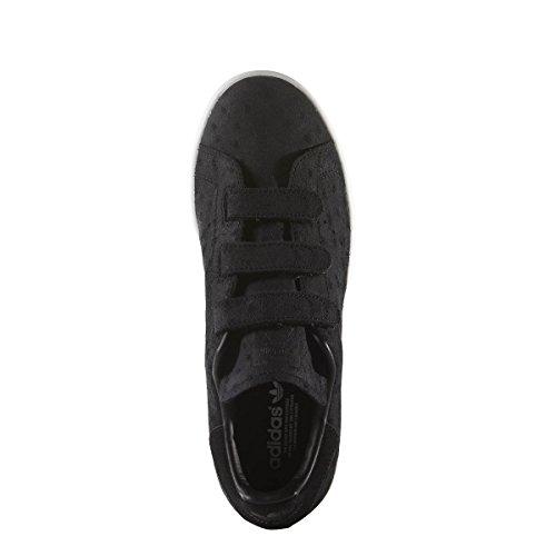Smith Adidas Donna Scarpe Basse Stan Cf Nero Sportive ZgqzS