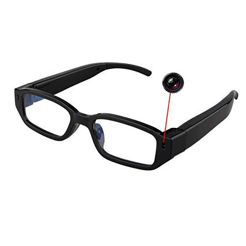 Hidden Camera Eyeglasses HD 1080P Portable Spy Camera Support Up