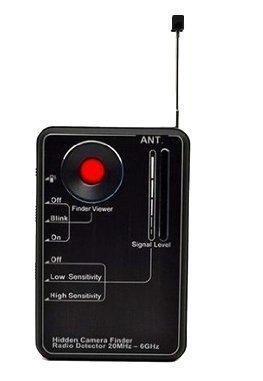RD10 Detector de camaras espia, microfonos y localizadores GPS. Detector de frecuencias de LawMate: Amazon.es: Bricolaje y herramientas