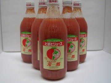 下川町農産物加工研究所 ふるさとの元気 とまとジュース 500ml×5本セット 【品番:5925】