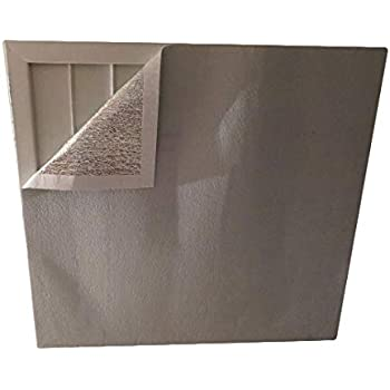 Whole House Attic Ceiling Fan Shutter Seal Cover Fits 36