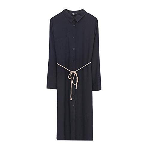 Camicia Rosa xxxxl Sera Donna Yan Partyamp; Pulsante black Slim Black Sposa Casual Tasca Bianco Blu Primavera Nero Da Autunno Abito uPkZiX