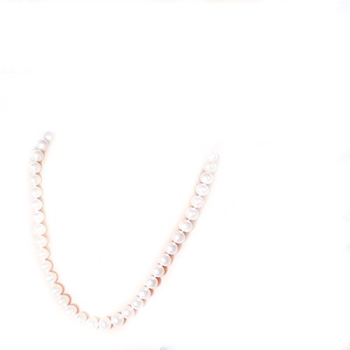 Bang-pa Luxury Women Favorite Freshwater Pearl Necklace 100% Pearl Choker Necklace BEAUTIFUL Classical Joker Jewelry - Store Outlet Cheap Gucci