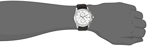 1abb191c1 Tommy Hilfiger Men's 1710294 Stainless Steel Watch with Brown Leather Band