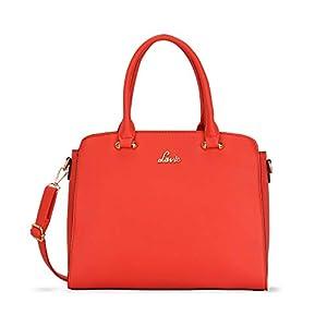 lavie women's handbag Pink color