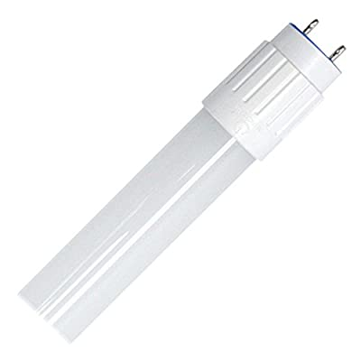 Green Creative 97841 - 8T8/2F/830/DIR 2 Foot LED Straight T8 Tube Light Bulb for Replacing Fluorescents