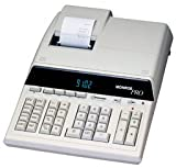 Monroe Pro 12 Digit Print/Display Financial Calculator