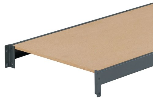 Shelving Extra Shelf (Edsal Extra Shelf Level For Bulk Racks With Welded Upright Frames - Particleboard Decking - 72X24