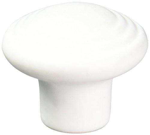 Century Hardware 51007-MWT Alps Ceramic Knob, (Century Hardware Ceramic Knob)