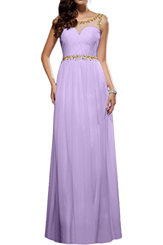 Vestido Lilac trapecio Topkleider mujer para UfCH6x