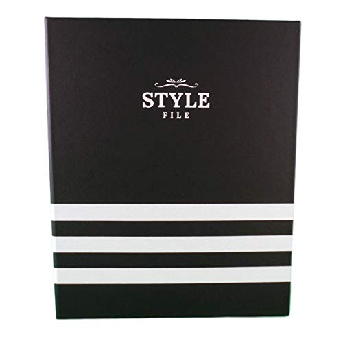 - Style File Client Book - Complete Set (Black & White)
