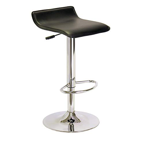 (Winsome 93129 Spectrum Stool, Black)
