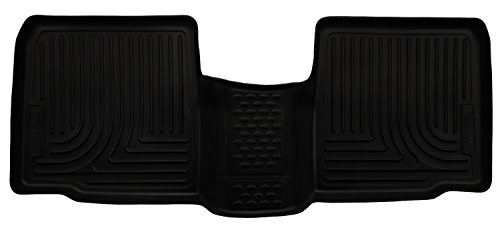 Husky Liners 2nd Seat Floor Liner Fits 15-18 Explorer (Kit Carpet Explorer Ford)