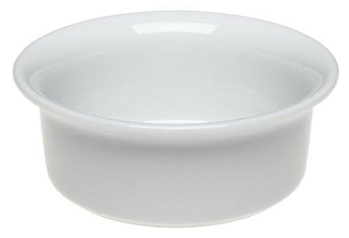 Pillivuyt Porcelain 1-1/2-Cup, 5-1/2-Inch Sancerre-Style Gratin Dish 232214 BL1