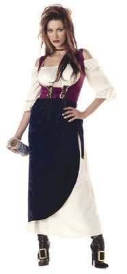 Women Large (10-12) - Tavern Wench Costume Treat