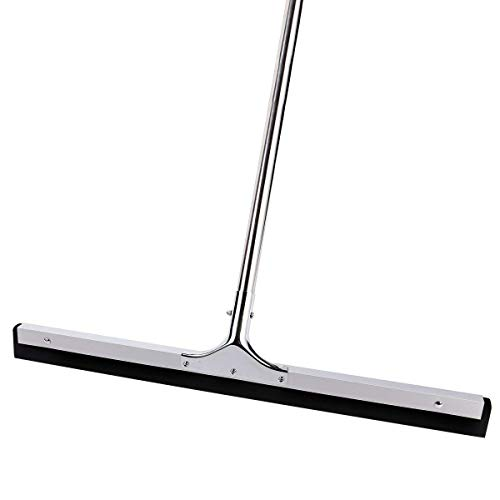 YCUTE Commercial Heavy Duty Floor Squeegee with 25.6