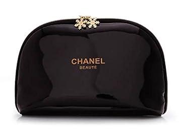 56eb029bea92 シャネル CHANEL 化粧ポーチ 大容量 コスメポーチ かわいい 人気 ノベルティ品 コスメ ポーチ Lサイズ