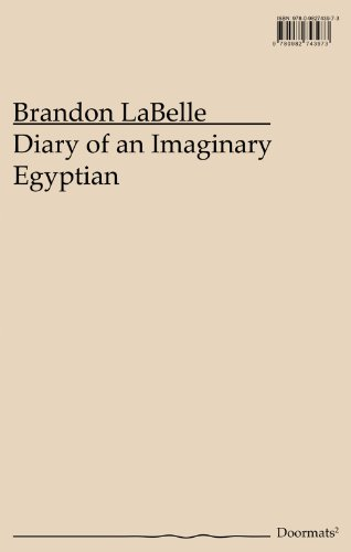 Diary of an Imaginary Egyptian (Doormats)