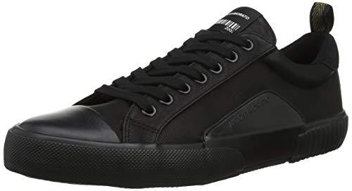 Chaussures Antony Hommes Morato Gymnase Mmfw00973-le500025-9000, Noir (nero 9000)