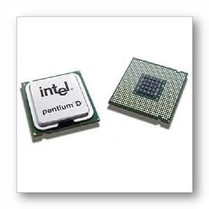 Pentium D 950 3.40GHz Processor 3.40GHz 800MHz FSB 32KB L1 4MB L2 Socket 775