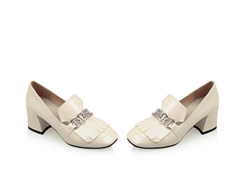 Stiletto Prom Mid Damen High Pumps Plattform Kitzen Heel Party Court Schuhe Damen Hochzeit Größe 1vRFFA