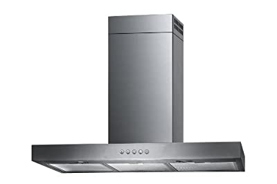 "Blue Ocean 30"" RH2790 Stainless Steel Wall Mount Kitchen Range Hood"