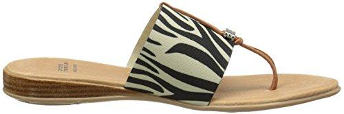 Andre Assous Donne Bello-una Zebra Sandalo