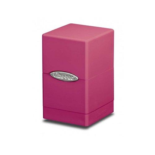 Pink Satin Tower Deck Boxes (Satin Box Deck)