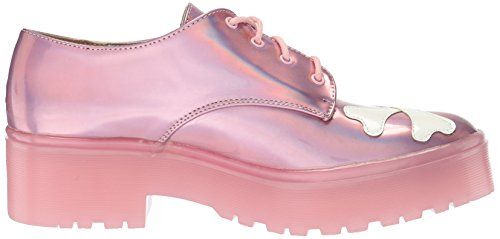 Women's You Flat Fist Pink Hey Cleated Iron Cleated Hey Guys Flat You Guys 1Yx8OqS