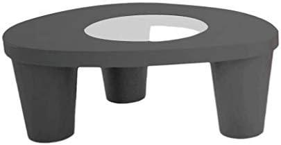 Slide Low Lita Table Small Elephant Grey