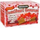 Bigelow Tea - Herb Tea Sweetheart Cinnamon - 20 Tea Bags (Pack 2) (Bigelow Apple Tea Cinnamon)