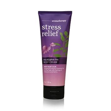 Amazoncom Bath Body Works Aromatherapy Stress Relief Eucalyptus