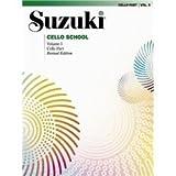 Suzuki Cello School Volume 5 - Book
