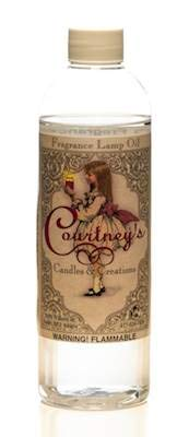 Courtney's Candles Fragrance Lamp Oils - 16oz - Enchanted