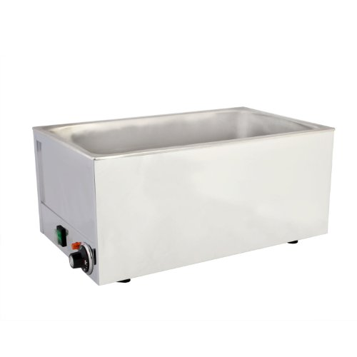 Excellanté Stainless Steel Full Size Countertop Food Warmer