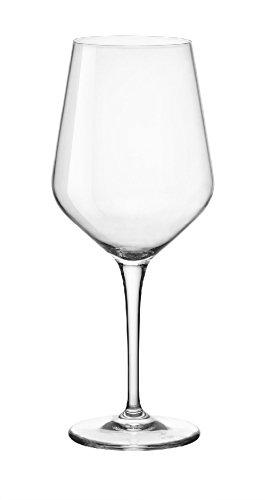 6 x Rotweinglas, große Weingläser, Weingläser, Weingläser, Glas, 55 cl, Ø 6.8 cm, Höhe  23 cm B00X1GO9WK Rotweinglser adcb28