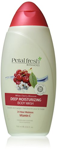 Petal Fresh Body Wash, White Cherry Blossom, 23.6 Ounce