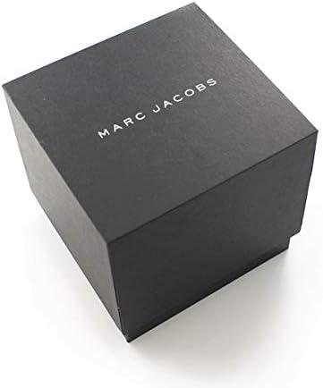[マークジェイコブス]MARC JACOBS 収納BOX ペアウォッチ 彼氏 彼女 カップル ROXY ロキシー ネイビー ホワイト レザー MJ1534MJ1562 腕時計 [並行輸入品]