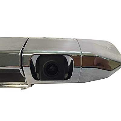 Master Tailgaters Replacement for Toyota Tacoma 2005-2014 Chrome Tailgate Backup Reverse Handle with Camera: Electronics
