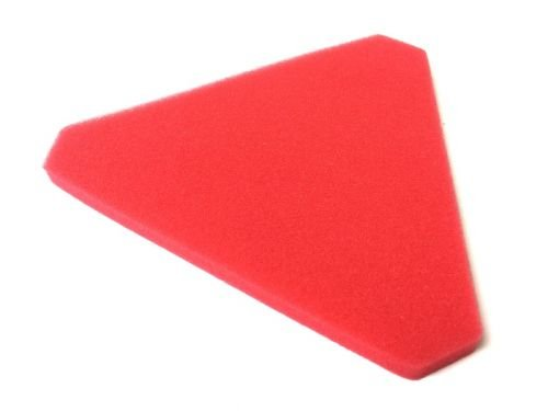 Luftfiltermatte Luftfiltereinsatz Filter Einsatz f/ür Yamaha DT 50 R rot Luftfilter