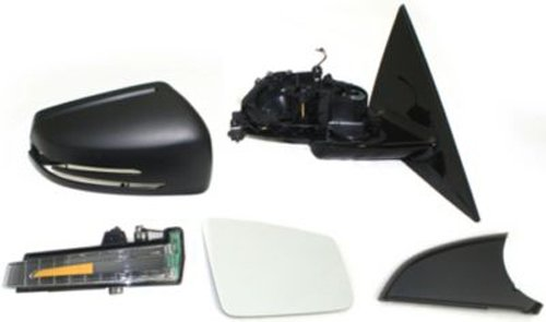 nual Folding Heated OE Replacement Passenger Side Mirror for Mercedes-Benz ()