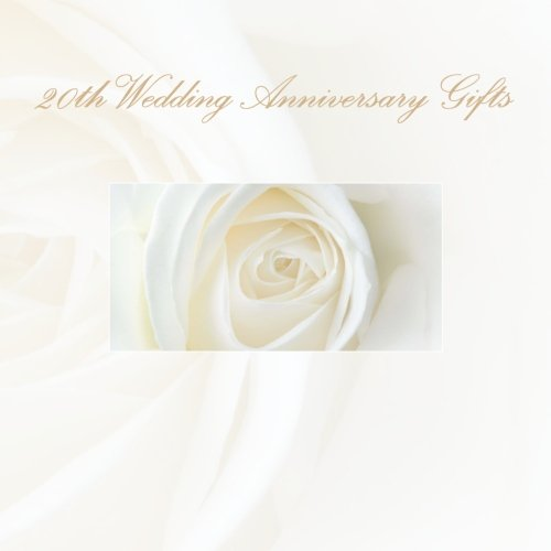 20th Wedding Anniversary Gifts Wedding Anniversary Gift Twentieth