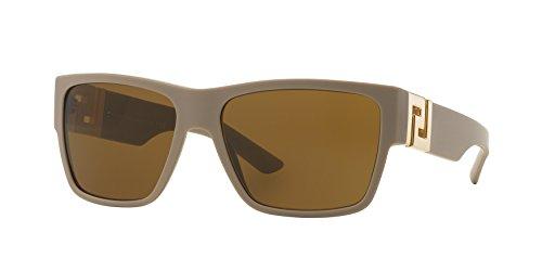Versace 4296 514673 Sand Beige 4296 Wayfarer Sunglasses Lens Category - Ve4296 Versace