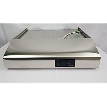 Amazon Com 20 Quot Stainless Steel Rear Ducted Rv Range Hood
