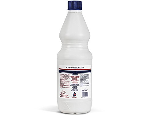 GiMa 36606 eau oxygénée 1 litre