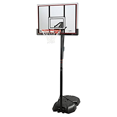 Lifetime Front Court 48 in. Portable Basketball System 90227 from Lifetime Products