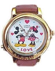 Lorus disney Mickey & Minnie LOVE. Musical Plays
